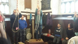 Ringing at Fakenham on the SE District Outing.
