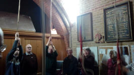 Ringing at Galleywood.
