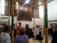 Mancroft Ringing Discovery Centre.