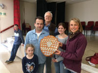 Mitson Shield Joint Winners.