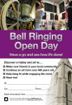 Open Day poster.