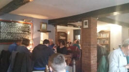 At The Blue Boar in Great Ryburgh for lunch on SE District Outing.