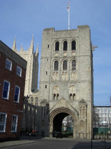 Picture of The Norman Tower, Bury St Edmunds