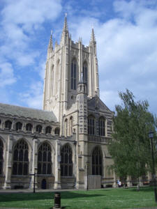 Picture of the Cathedral Church of St James, Bury St Edmunds
