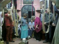 Ringing at Grundisburgh.
