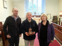 Rendham & Sweffling 'N' won the call change competition.