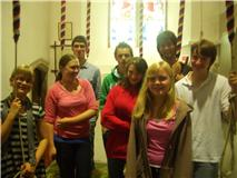 Young Ringers at Worlingham