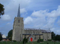 Picture of St Mary the Virgin, Bramford.