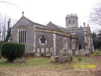 Picture of St Mary, Brome.