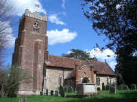 Picture of St Peter, Charsfield.
