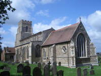 Picture of St Mary, Combs.