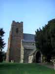 Picture of All Saints, Drinkstone.