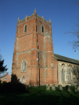Picture of St Mary the Virgin, Gislingham.