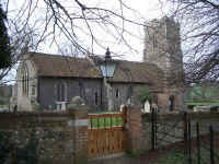 Picture of St Mary, Great Bealings.