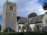 Picture of St Michael, Hunston.