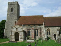 Picture of St Mary the Virgin, Huntingfield.