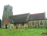 Picture of St Botolph, Iken.