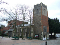 Picture of St Stephen, Ipswich.