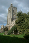 Picture of Blessed Virgin Mary, Mildenhall.