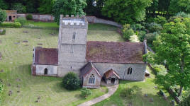 Picture of St Peter, Ousden.