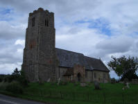 Picture of St John the Baptist, Shadingfield.