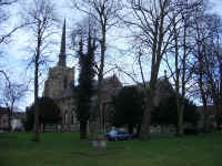 Picture of SS Mary and Peter, Stowmarket.