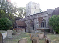 Picture of St Margaret, Stradishall.