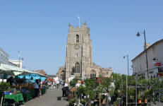Picture of St Peter,Sudbury.