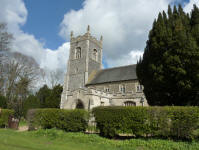 Picture of St Margaret, Thrandeston.