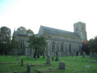 Picture of St Peter, Thurston.
