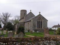 Picture of St Andrew, Weybread.
