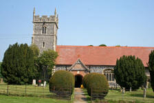 Picture of St Michael, Woolverstone.