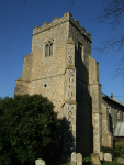 Picture of St George, Wyverstone.